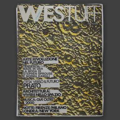 Westuff, Lcd Firenze, Conclusione lettera formale in francese
