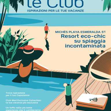 Le Club Inverno 2020 by Club, Italia, issuu, lettera a un amico in francese sulle vacanze