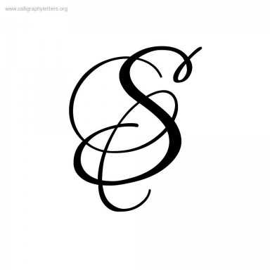 Images, > Fancy Letter S Designs, cool tattoos, Fancy letters, S lettera tatuaggio